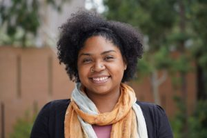 Cristy Portlock - Student Affairs Officer UCLA Master of Social Science Program